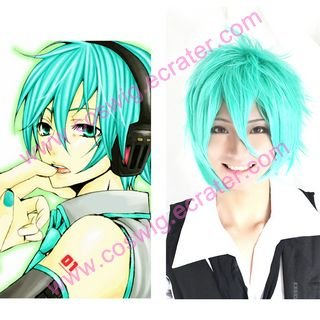 Vocaloid MIKUO brother  Halloween Cosplay Wig