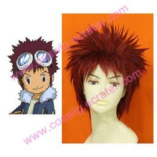 digimon daisuke davis motomiya halloween cosplay wig - Davis Halloween Store