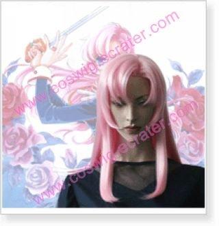 Revolutionary Girl Utena Utena Tenjou  Halloween Cosplay Wig
