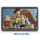 8GB MP6 Player with 4.3 Inch Touchscreen LCD