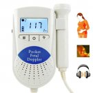 Baby Fetal Heart Rate Monitor and Reader Doppler