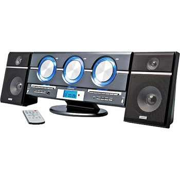 Emerson 3cd audio system