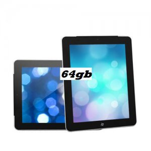 New latest model innovative fast tablet screen 9.7in 64gb windows 7 color black