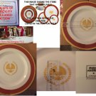 President Snow Serving Platter onscreen prop from Mockingjay Pt. 2 - Lionsgate Hunger Games Auction