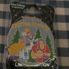 Disney D23 Expo 2015 WDI Walt Disney Imagineering Disneyland CRITTER COUNTRY Pin LE300