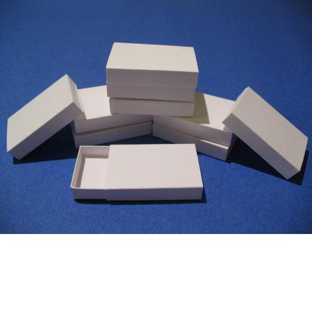 10 small blank white matchboxes eco friendly for Blank matchboxes for crafts