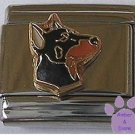 Doberman Dog Italian Charm