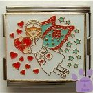 Angel Nurse Italian Charm Megalink * Angel of Mercy *