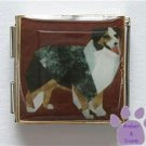 Australian Shepherd Dog Custom Photo Italian Charm Megalink