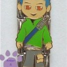 Little Boy Triple Link Italian Charm - cellphone