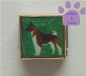 Akita Dog 9mm Custom Photo Italian Charm
