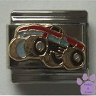 Monster Truck Racing Italian Charm Monster Machines
