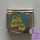 Tall Ship Italian Charm Masted Sailing Vessel