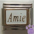 Amie Italian Charm Feminine Friend in the language of love