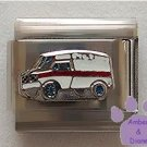 Camper Truck Italian Charm for Camping Hunting Fishing