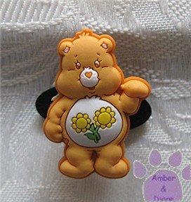 Friend Bear Shoe Doodle Charm Carebears peach Care Bears for Crocs