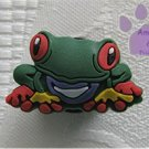 Tree frog shoe or clog charm for Crocs