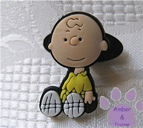 Charlie Brown Shoe Doodle from the Peanuts Gang for Crocs
