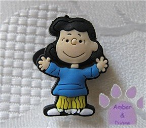 Lucy Shoe Doodle from the Peanuts Gang