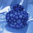 Snowflakes Small Tea Cozy
