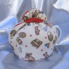 Gingerbread Small Tea Cozy