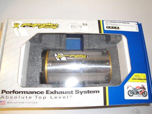 06/07 Suzuki GSXR 600 / 750 ALuminum exhaust can