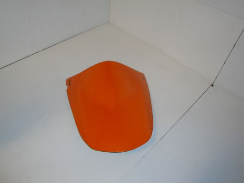 03 Kawasaki Z1000 Orange Seat Cowel