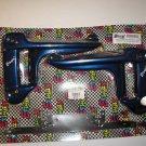 01-03 GSF 1200 Bandit Marine Blue Radiator Shroud