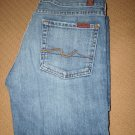 7 for all Mankind Flare Jeans, Size 27!