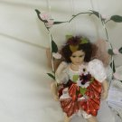 fairy on swing:red
