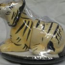 tiger salt and pepper shaker