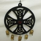 Iron Work celtic wind chime