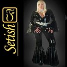 Handmade Sexy Costume Latex Rubber Catsuit  #cts014
