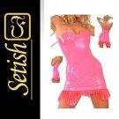 Sexy Costume Latex catsuit Latex dress  #sk028