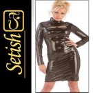 Sexy Costume Latex catsuit Latex dress  #sk314