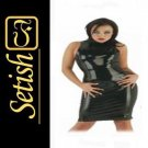 Sexy Costume Latex catsuit Latex Rubber Dress  #skn019a