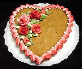 Party Cookie Cake