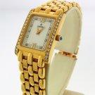 18KT Gold Ladies CONCORD DIAMOND VENETO Mini MOP Dial