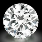 GIA Cert. Genuine .75 CT ROUND Loose DIAMOND H SI1