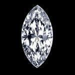 EGL USA Genuine .72 ct Loose Marquise Diamond E / SI2