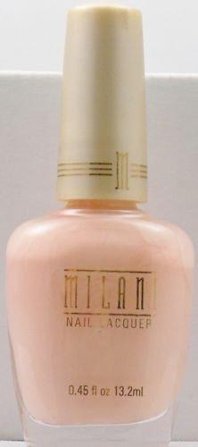 MILANI NAIL POLISH LACQUER #305 Peach Cream - RARE