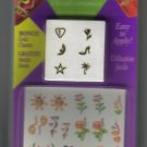 NAILENE Nail Art Water Decals 77037E - NEW