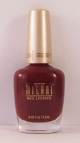 Lot of 4 - MILANI NAIL POLISH LACQUER #26 Radiant Ruby - RARE