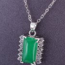 2-10-2013 Chinese New Year - Green Malaysian Jade Necklace #3