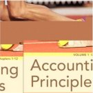 Accounting Principles, Chapters 1-12 Vol 1 by Paul D. Kimmel 0470081961