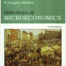 Principles of Microeconomics 4th Ed. by N. Gregory Mankiw 0324319169