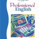 Professional English by Mary Ellen Guffey 032422334X