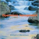 Operations Management 8th Ed. by William J. Stevenson 0072869054