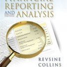 Financial Reporting And Analysis 3rd by Daniel W. Collins 0131430211