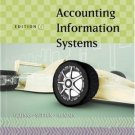 Accounting Information Systems 6th by Ulric J. Gelinas 0324220987